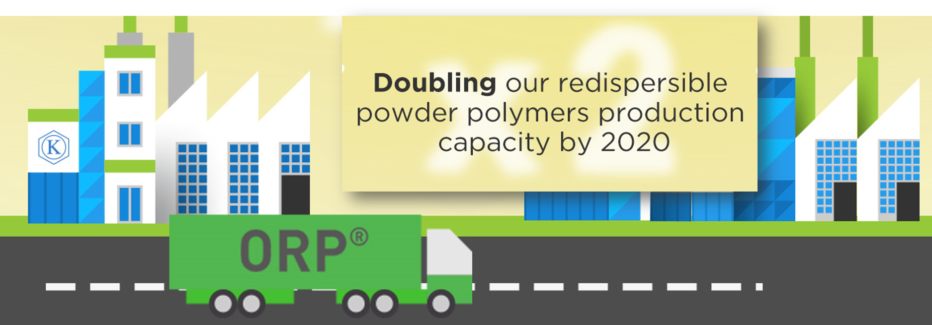 Doubling our RDP production capacity