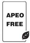 APEO FREE