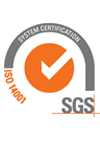 ISO 14001 Quality System Certificate
