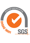 OHSAS 18001 Quality System Certificate